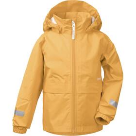 DIDRIKSONS Droppen 2 Jacket Kids, geel